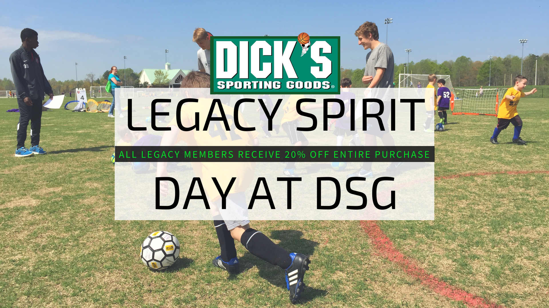Legacy Spirit Day At DSG