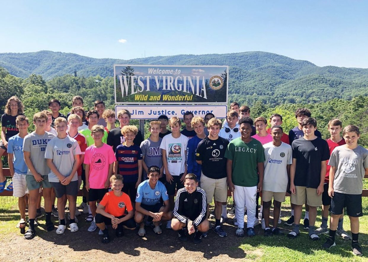 Virginia Legacy 2005 and 2004 Boys Finish 2018/19 season at East Region Championships!