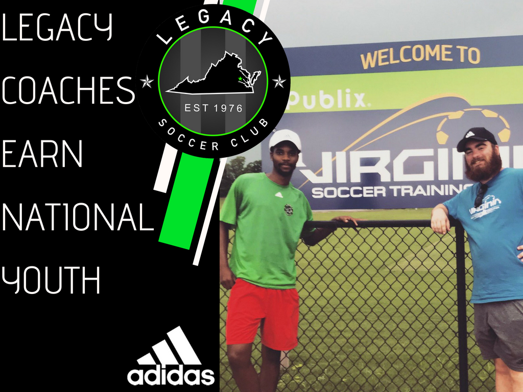 Legacy Coaches Receive US Soccer National Youth License