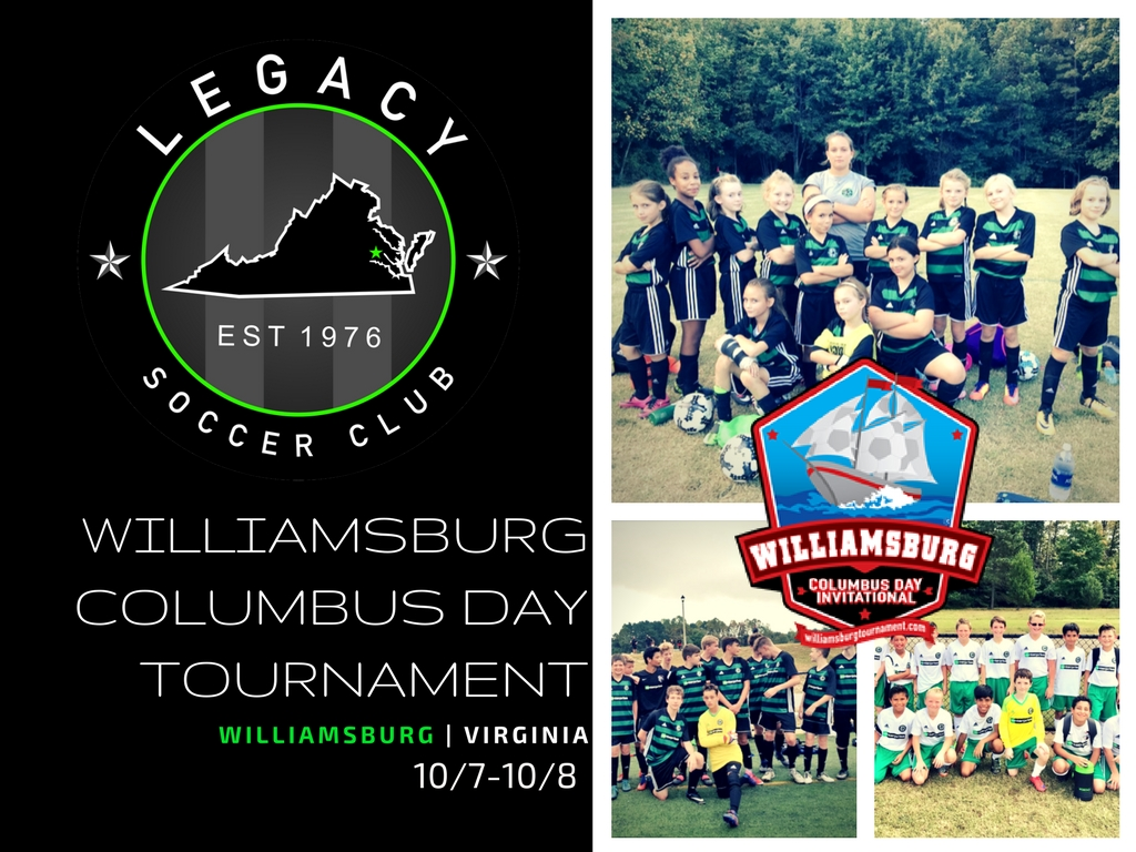 Williamsburg Columbus Day Invitational Recap