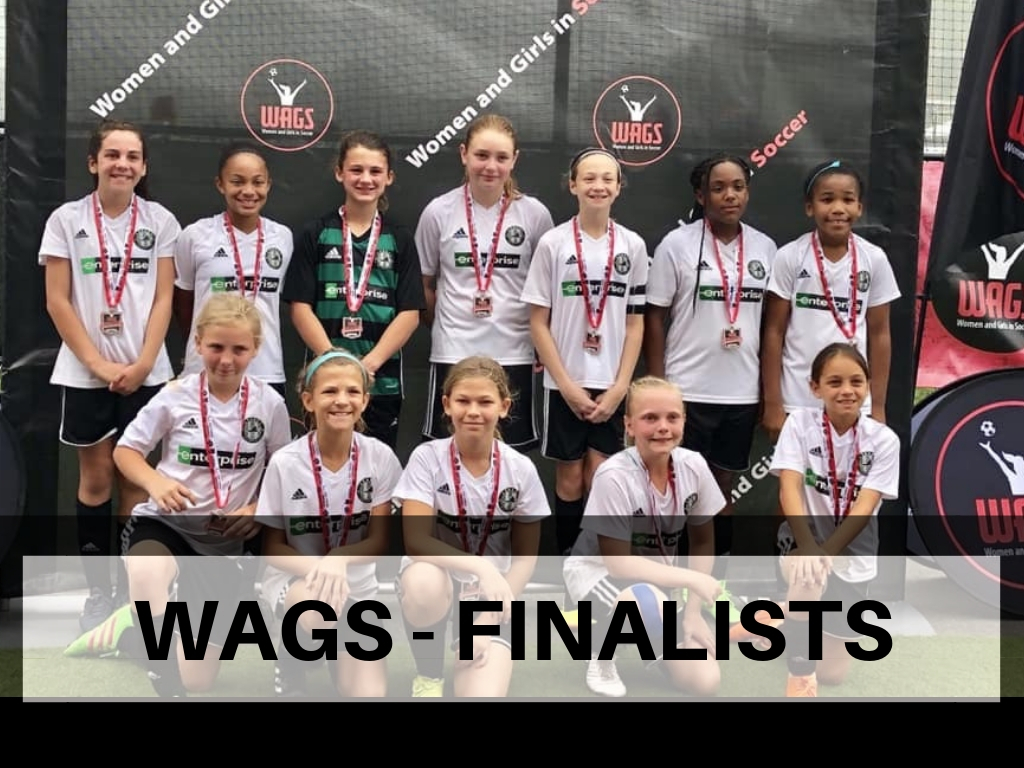 Legacy Girls Shine at WAGS!