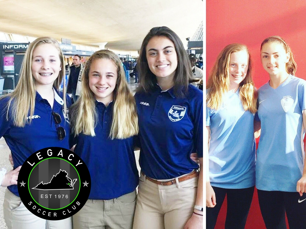 5 Legacy Girls Travel Overseas!