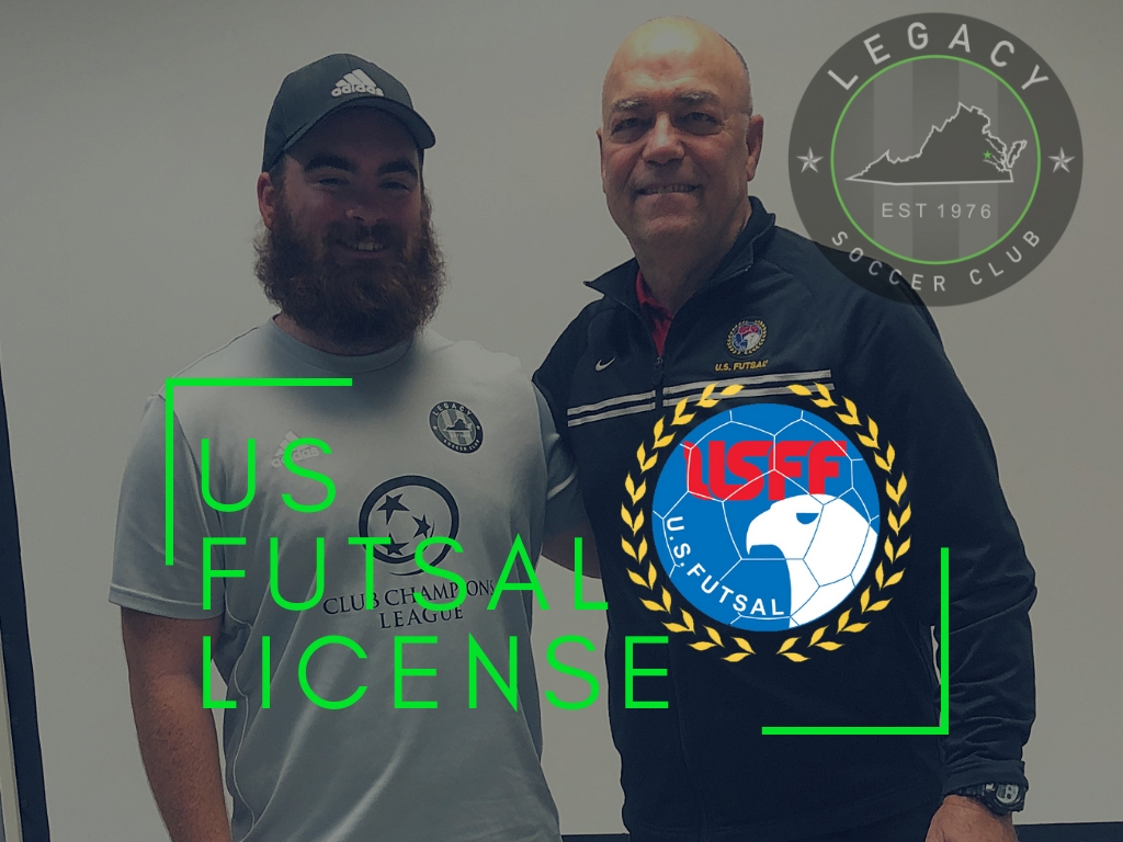 US Futsal License