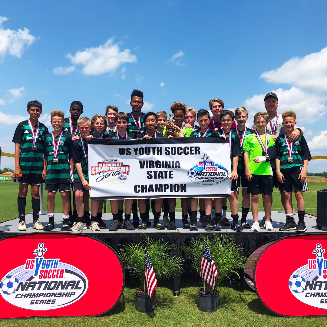 2005 Boys: Virginia State Champions!